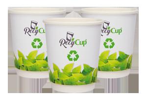 Suthor PGA 3 Becher RecyCup - Streuartikel 2019