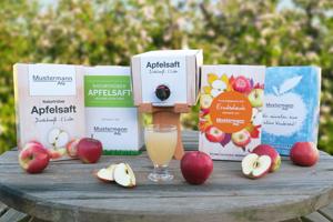Herzapfelhof Apfelsaftbox individuell 3858d - Promotional Gift Award Gewinner 2019
