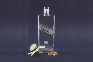 Bootleggers Bottle Bootleggers Discovery Gin Small Kopie - Gindividuell serviert