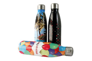Listawood ColourFusion Bottles2 - Exciting all-around