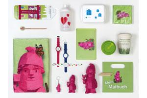 profipresent BUGA Merchandising Auswahl - Ein Karl für alle Fälle