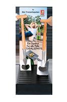 DickePartner 01 Display mit einzelnen Spaten - Home