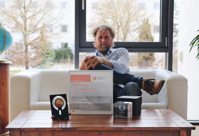 Kaldenbach Bild Promotional Gift Award - Home